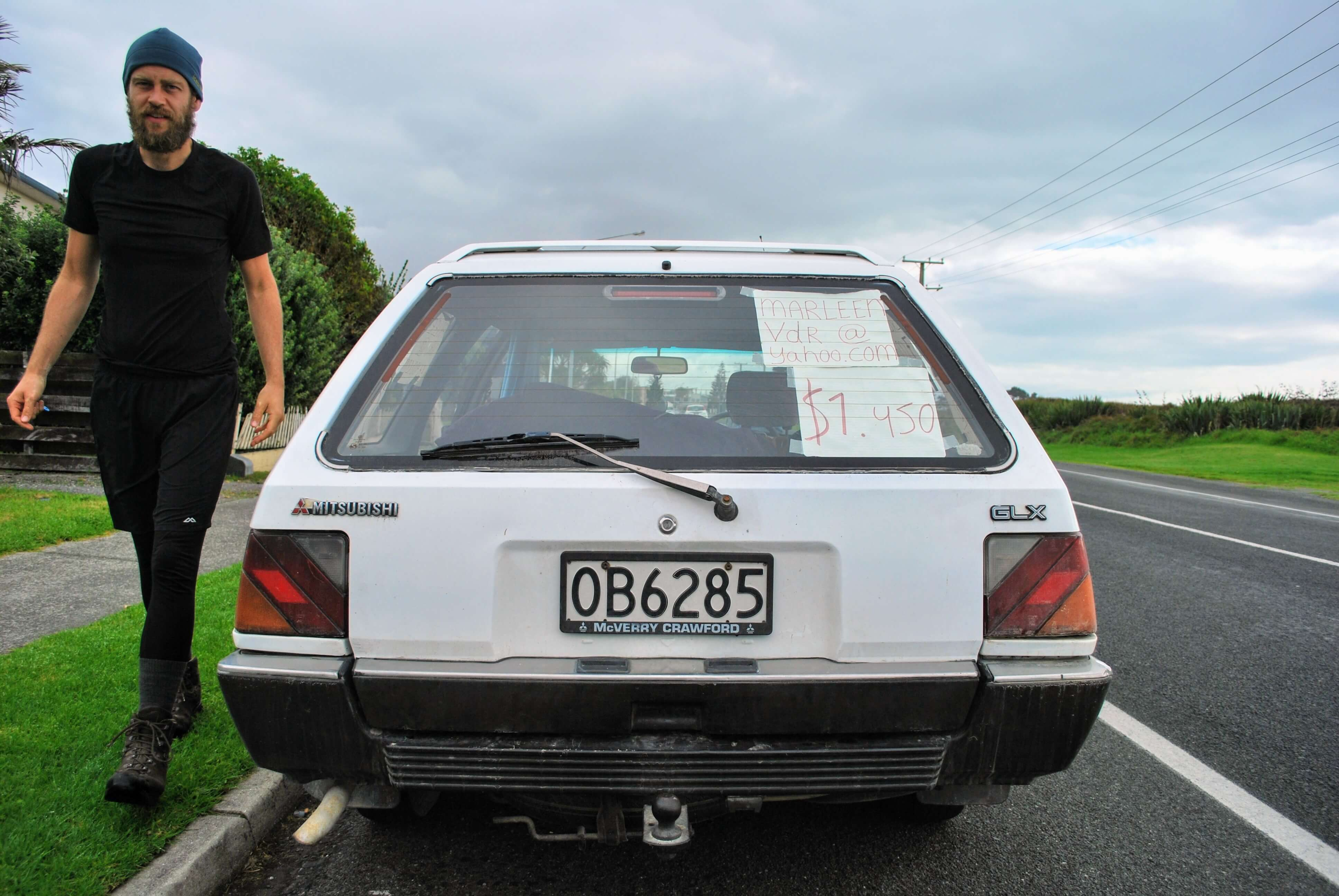 Sell car NZ