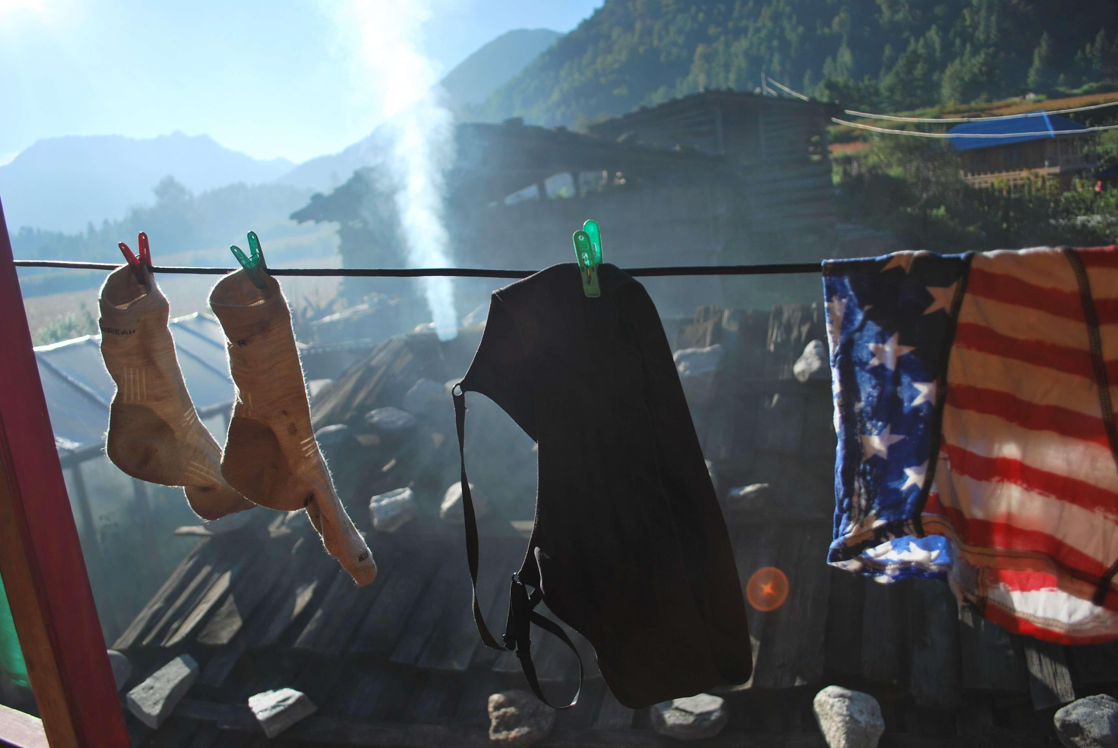 Annapurna Circuit - Annapurna trekking