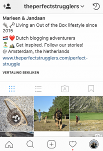 Best travel apps - instagram