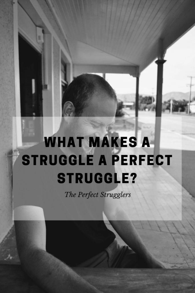 personal struggle
