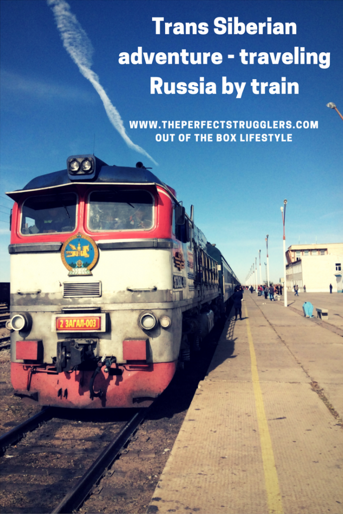 Travel Trans Siberian through the eyes of the perfect strugglers