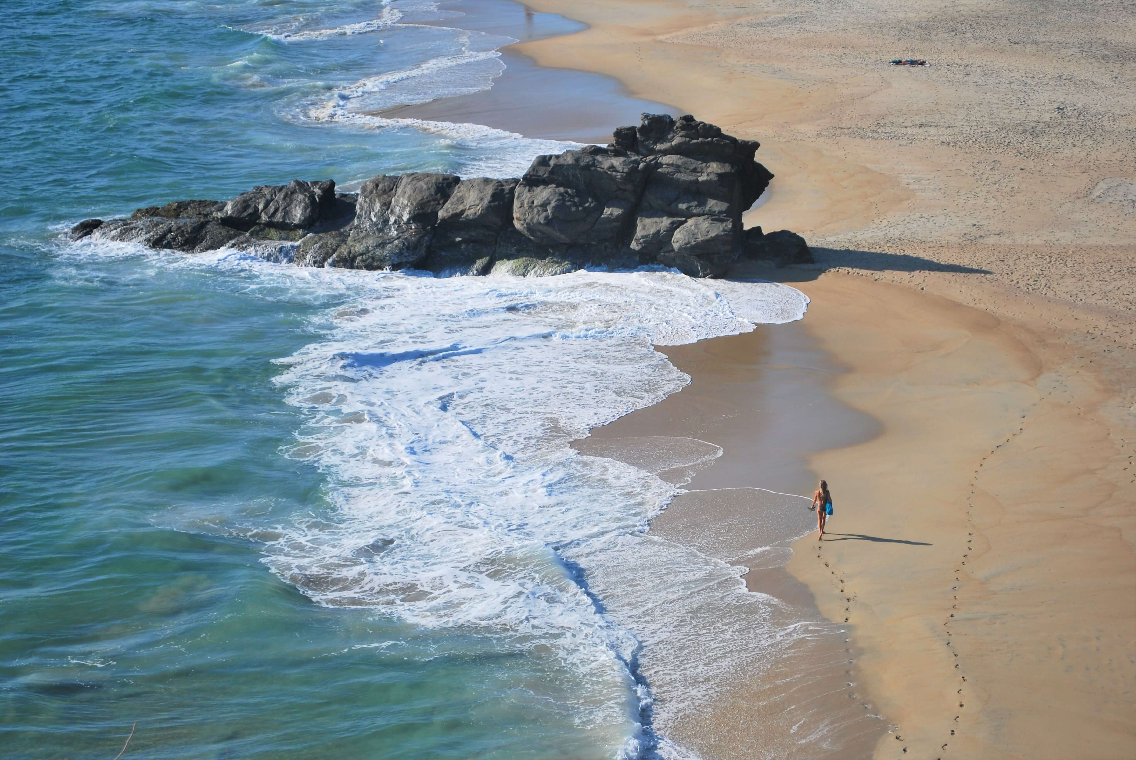 Meet the perfect strugglers in Puerto Escondido. Travel bloggers. Lifestyle bloggers.