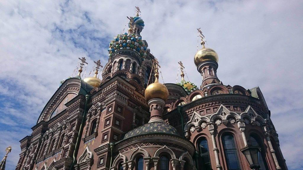 St Petersburg Trans Siberia Express