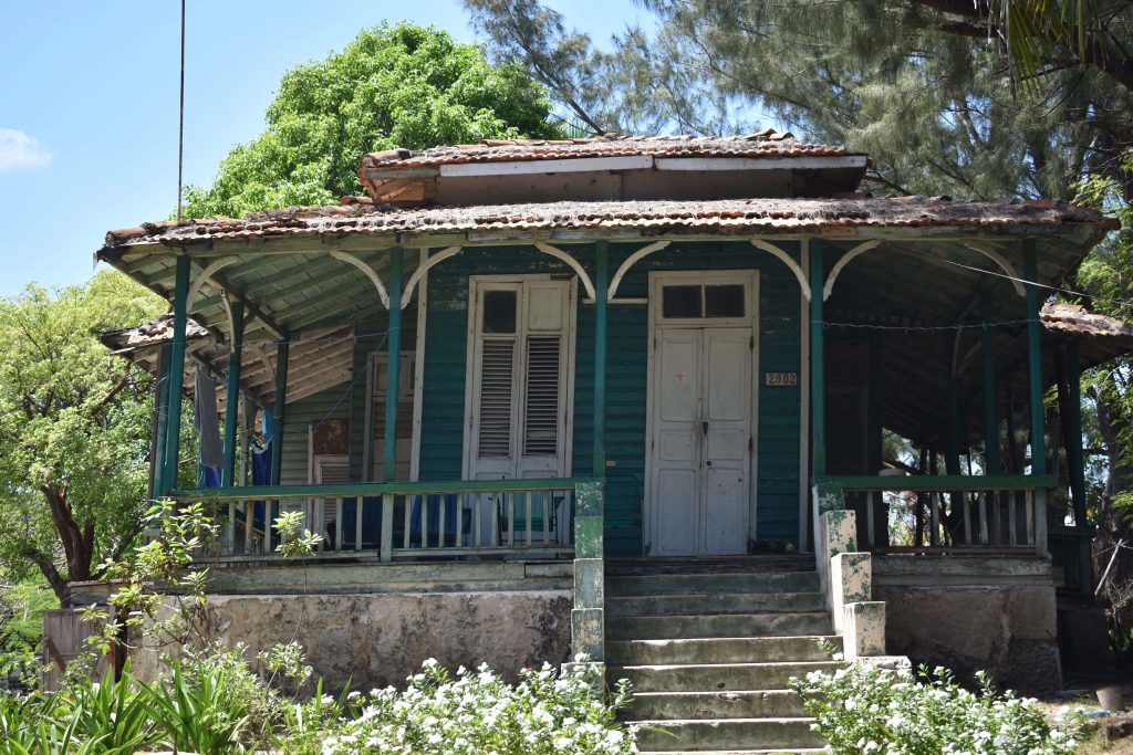 Architecture in Varadero - fun to search these hidden gems