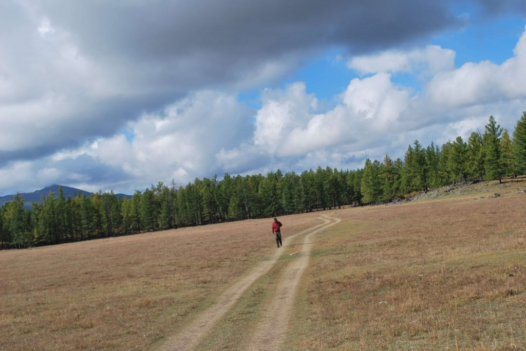 Mongolia horse trek tours